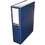Boîtes d'archivage niceday 80 mm 32 (H) x 24 (l) cm Bleu