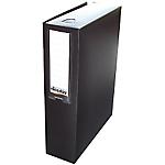 Boîtes d'archivage Niceday 80 mm 32 (H) x 24 (l) cm Noir