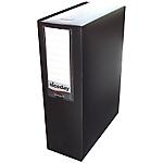 Boîte archive à pression niceday 100 mm 32 (H) x 24 (l) cm Noir