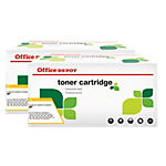 Toner Office Depot Compatible compatible HP CE505XD Noir 6500 Pages   2