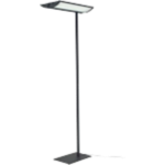 Lampadaire fluorescent - Aluminor - Forum - noir
