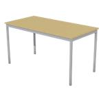 Table multi usages   plateau pommier