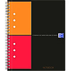 Cahier Notebook   Oxford   A5+   16,9 x 21 cm   petits carreaux 5x5   160 pages
