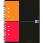 Cahier Notebook Oxford A5+ petits carreaux