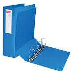 Classeur 4 anneaux Office Depot Maxi 90 mm A4 Bleu