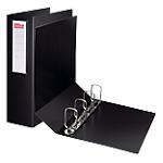 Classeur 4 anneaux Office Depot Maxi 90 mm A4 Noir