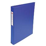 Classeur 4 anneaux Office Depot D Clic Classeur 40 mm A4 Bleu