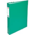 Classeur 4 anneaux Office Depot dos 40 mm – Vert
