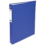 Classeur 4 anneaux économique   Office DEPOT   Bleu