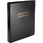 Registre Assemblées Générales Exacompta A4 - 50 Feuilles
