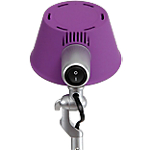 Lampe de bureau Alba LED LUCE Violet