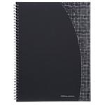 Cahier à spirale   Office DEPOT   A4+   21 x 29,7 cm   petits carreaux   160 pages