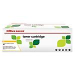 Cartouche De Toner Office Depot Compatible pour HP 125A Jaune CB542A