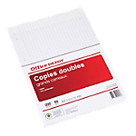 200 copies double grands carreaux   Office Depot   A4