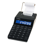 Calculatrice imprimante Canon Xmark 1 Print 12 chiffres Noir
