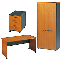 ppack jazz bureau pp l160pr par office depot. Black Bedroom Furniture Sets. Home Design Ideas