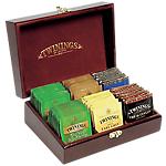 Sachets de thé Twinings Ceylan, Darjeeling,  Bergamote, Agrumes, Citron, Orange   60 sachets