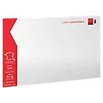 Enveloppes prioritaires pré timbrées La Poste Blanc 22,9 (H) x 32,4 (l) cm