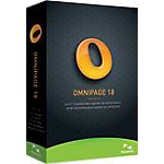 Logiciel de reconnaissance optique de caractères Mysoft OmniPage 18
