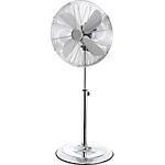 Ventilateur sur pied ID Branding Sur pied adjustable 60 W 112 (H) x 45 (l) x 45 (P) cm 4500 g Chromé