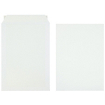 Enveloppes Office Depot B4 Blanc Sans Fenêtre 10