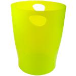 Corbeille à papier Exacompta Classic 15 L Vert