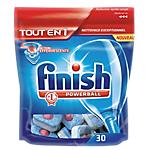 Produit lave vaisselle   Calgonit   Finish Powerball   30 tablettes