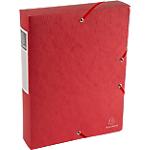 Boîte de classement   Exacompta   Scotten Nature Future   240 x 320 mm   dos 60 mm   rouge