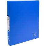 Classeur 2 anneaux Exacompta Opaque 40 mm A4 Bleu