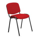 Chaise de réunion   Niceday   Rouge