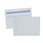 Enveloppes C5 Niceday sans fenêtre blanc 500/ Paquet