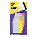 Index   marques pages Post it Classique 3,8 (H) x 5,1 (l) cm Assortiment   24 index