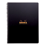 Bloc notes à spirale Rhodia A4+ 160 Pages 90 g