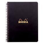 Cahier à spirale Rhodia A5+ Rhodiactive 160 Pages 90 g