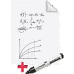 Tableau blanc en rouleau Legamaster Magic Chart