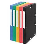 Boîte de classement Office Depot Carton glacé Assortiment   10