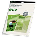 Paquet de 25 pochettes plastifiées A3   Leitz   80 microns