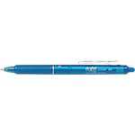 Roller   Pilot   Frixion clicker   Pointe moyenne   0,7 mm   Turquoise