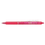 Roller   Pilot   Frixion clicker   Pointe moyenne   0,7 mm   Rose
