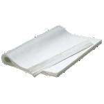 Feuilles de papier mousseline 75 cm x 50 cm blanc – 500/Paquet