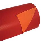 Papier cadeau réversible  100m (L) x 700mm (l) Rouge, orange