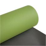 Papier cadeau réversible 50m (L) x 700mm (l) Vert, taupe