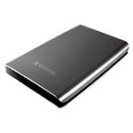 Disque dur externe 2.5 Verbatim Store 'n' Go 500 Go USB 3.0 Gris