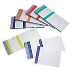 10 blocs vendeurs   100 feuillets   coloris assortis