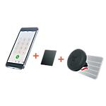 Support voiture aimanté MOBILIS U.FIX pour Smartphone et tablettes 8