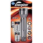 Lampe torche LED Energizer 2D Metal Gris