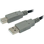 Câble USB 2.0 OMENEX AB   1.8m 1,8m (L)