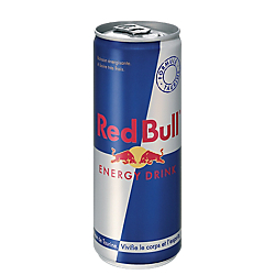 boisson energisante red bull canette 24 unites de 250 ml par office depot. Black Bedroom Furniture Sets. Home Design Ideas