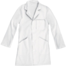 Blouses blanches mixtes - Office Depot