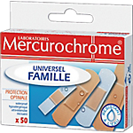 Pansements Mercurochrome   Assortiment   40